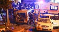 'صقور حرية كردستان' تتبنى تفجيري إسطنبول