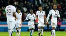 نيس يعود لصدارة الدوري الفرنسي بالتعادل 2-2 مع باريس سان جيرمان