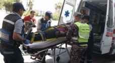 وفاة شخص وإصابة اثنين بحادث سير في معان