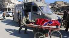 تركيا تعتزم إقامة مخيم للنازحين داخل سوريا