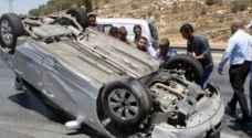 11 إصابة بحادثي سير في عمان وجرش