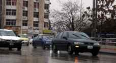 حالة من عدم الاستقرار الجوي الأحد وزخات رعدية من الأمطار متوقعة