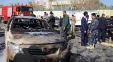 7 قتلى في انفجارين هزا مقر الكردستاني الإيراني بالعراق