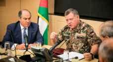 الملك يعقد اجتماعا في المركز الوطني للأمن وإدارة الأزمات ..صور