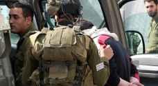 الاحتلال يعتقل فتى شمال الخليل