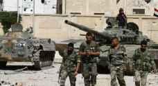 الجيش السوري يسيطر على مدينة حلب بالكامل