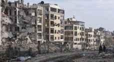 استئناف الضربات الجوية على ريف حلب