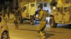 اعتقالات وانتشار للاحتلال بمحيط جنين