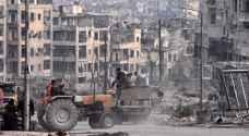'مهام خاصة' للشرطة الروسية في حلب