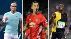 أبرز المقولات لأشهر الرياضيين في 2016