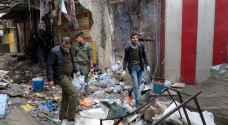 داعش الارهابي يتبنى هجوم بغداد الدامي