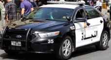 الكرك..الأمن يقبض على شخصين ارتكبا حادث سير وفرا
