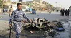 قتلى وجرحى بتفجير انتحاري في مدينة النجف العراقية