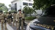 مسلح برازيلي يقتل 11 شخصا ثم ينتحر