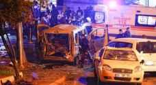 السلطات التركية تشتبه بوقوف داعش الإرهابي وراء اعتداء اسطنبول
