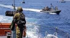 الاحتلال يطلق النار تجاه قوارب الصيادين شمال غزة