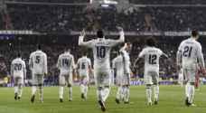 ريال مدريد يسحق إشبيلية ويضع قدماً في ربع النهائي