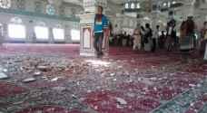 تقرير رسمي: الحوثيون انتهكوا ودمروا 299 مسجداً