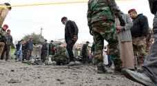 عشرات القتلى والجرحى في تفجيرين ببغداد