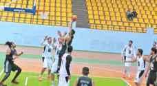 فوزان للرياضي وعنجرة في دوري كرة السلة