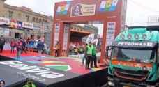 إلغاء الجولة السادسة لرالي داكار بسبب الأحوال الجوية القاسية