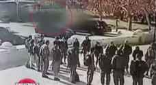 قناة عبرية: يجب طرد الضباط الذين فروا من عملية القدس ..فيديو