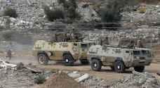 للمرة الأولى.. السيسي يكشف حجم قوات الجيش بسيناء