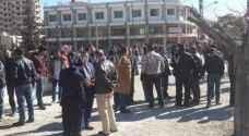 أولياء أمور الطلبة الدارسين بالخارج يعلقون اعتصامهم