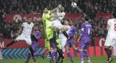 ريال مدريد يفرض التعادل على إشبيلية ويعبر إلى ربع النهائي