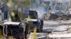 الموصل.. القوات العراقية تلتحم شمالا و'داعش' يناور شرقا
