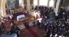 آلاف المسيحيين الكاثوليك يحجون إلى 'المغطس'