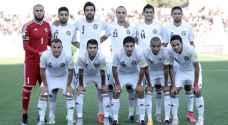 النشامى بالمستوى الاول في قرعة تصفيات كأس آسيا 2019