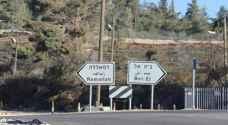 الاحتلال يغلق حاجز بيت إيل