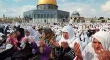 استمرار منع الاحتلال لمسني قطاع غزة من الصلاة في الاقصى