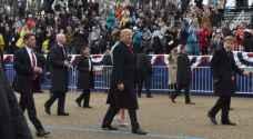 البيت الأبيض يستقبل الرئيس الخامس والأربعين