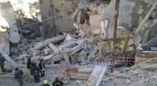 الأمانة: بدء عمليات مسح شامل لدراسة الواقع التنظيمي للمباني في عمان