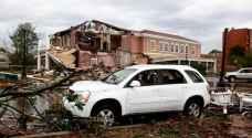 أمريكا.. إعصار يخلف قتلى ودمار في ولاية مسيسيبي