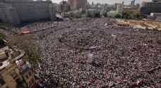 الأحداث في مصر منذ ثورة 2011