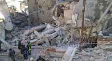 'الجيولوجيين' تشكيل لجنة لدراسة اسباب انهيار ابنية الجوفة