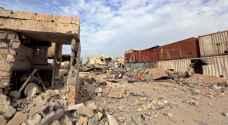 العثور على 90 جثة في موقعين قصفتهما طائرات أمريكية في سرت