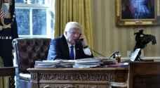 ترامب يهاتف العاهل السعودي وولي عهد أبوظبي