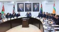 الزعبي يدعو إلى تكثيف الاستعدادات لانتخابات 'مجالس المحافظات'