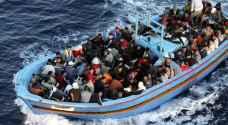 شاب يصارع أمواج بحر إيجه للهروب إلى أوروبا حاملاً قطته
