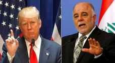 ترامب يرفض استقبال رئيس الوزراء العراقي