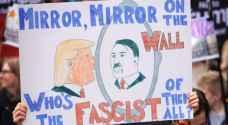 تظاهرات حاشدة ضد ترامب في لندن وبرلين وباريس