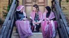 الملكة: لهدب الشماغ قصة أردنية .. وأغلى هدية من الام لابنها