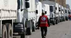 قلق أممي من منع دخول قوافل الإغاثة لمحاصري سوريا