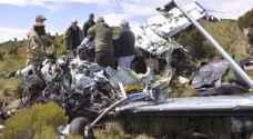 تحطم طائرة كندية ومصرع إثنين كانا على متنها وسط كندا