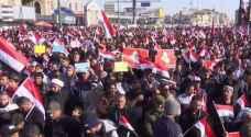 العراق.. قتلى وجرحى بمواجهات ضد متظاهرين في بغداد