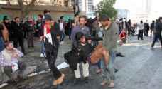 العراق يعلن عدد قتلى 'مظاهرات السبت'